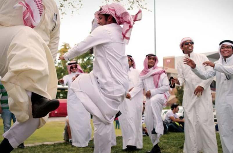 رقص عربی و قدمت آن