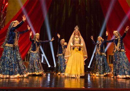 تاریخچه رقص آذری