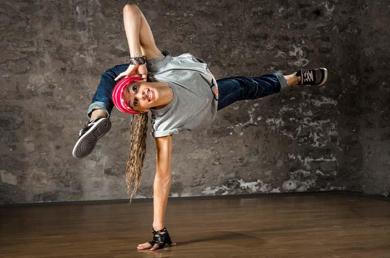 تاریخچه رقص هیپ هاپ