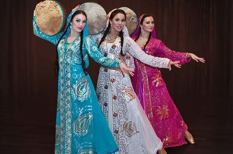 رقص سنتی ایرانی