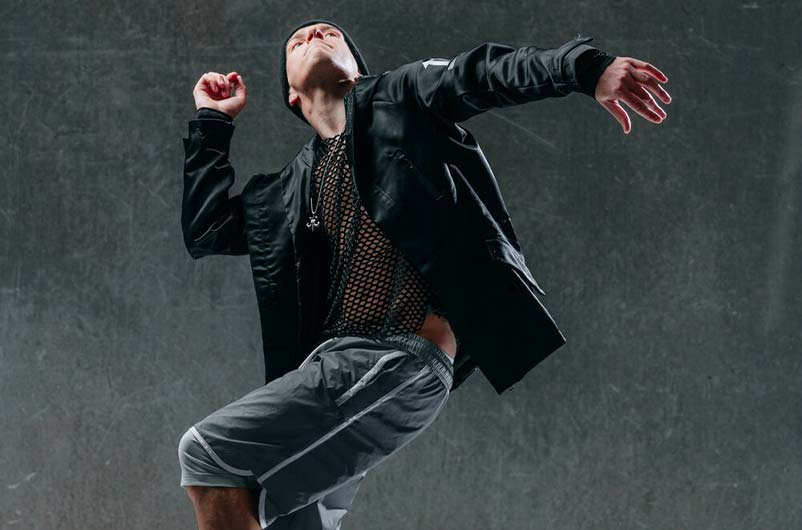 رقص هاپ هاپ