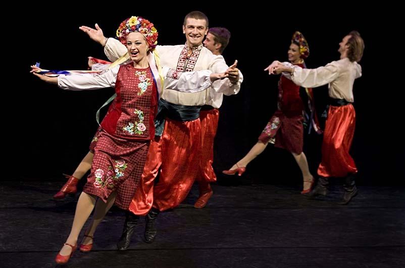 زیباترین رقص ها در دنیا