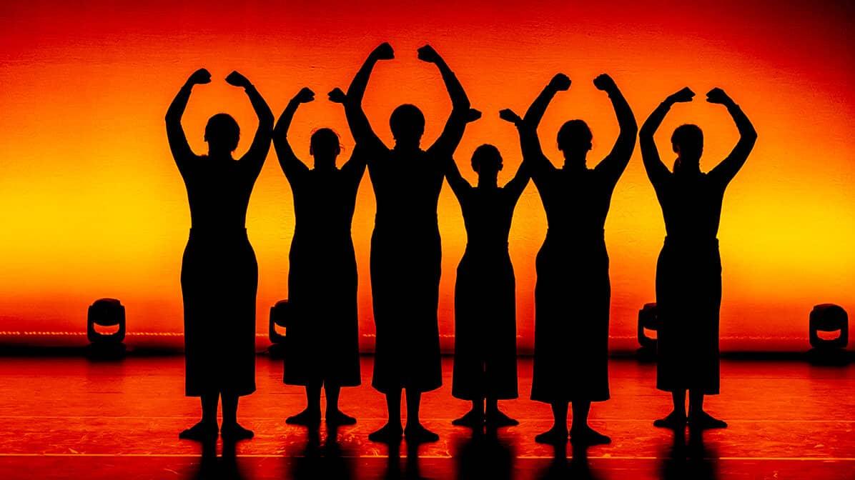 آموزش رقص با آهنگ پریچهر